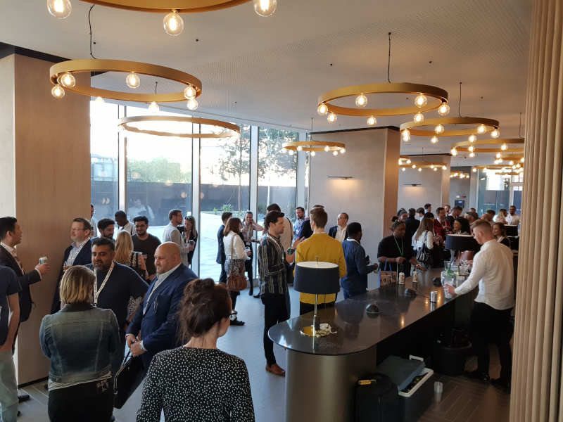 Happy Hour Networking Manchester West Tower