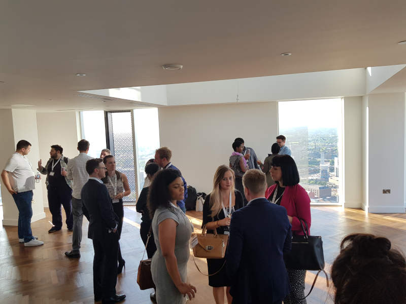 Happy Hour Networking Manchester West Tower Penthouse